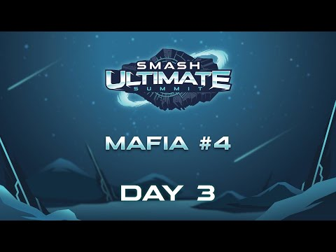 [EPIC] Mafia w/ Asa, D1, Fullstream, Bear & more as guests - Smash Ultimate Summit