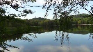 Le Château de Falkenstein Lac de Haneau