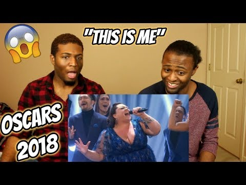 This is Me (Oscars 2018) - Keala Settle (The Greatest Showman)