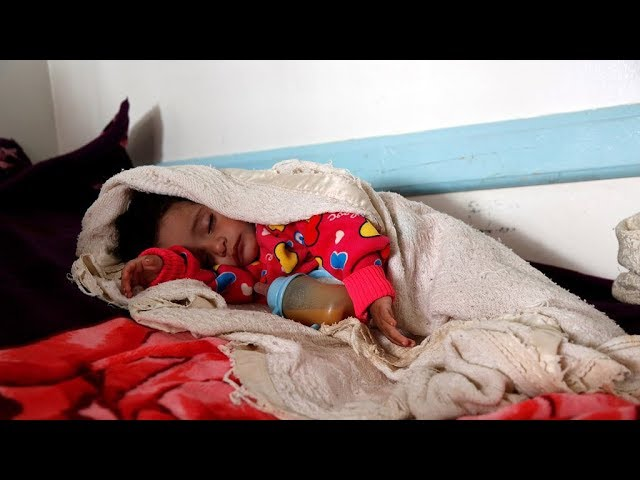 Aid at risk in Yemen: UN could cut off food aid