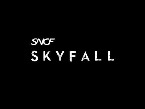 SKYFALL x SNCF (dm4)