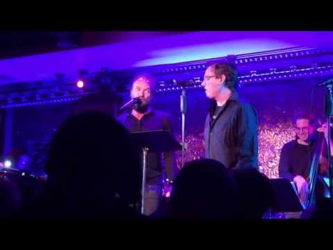 Last Ship @ 54 Below - Waters of Tyne - Timothy Gulan & Sting