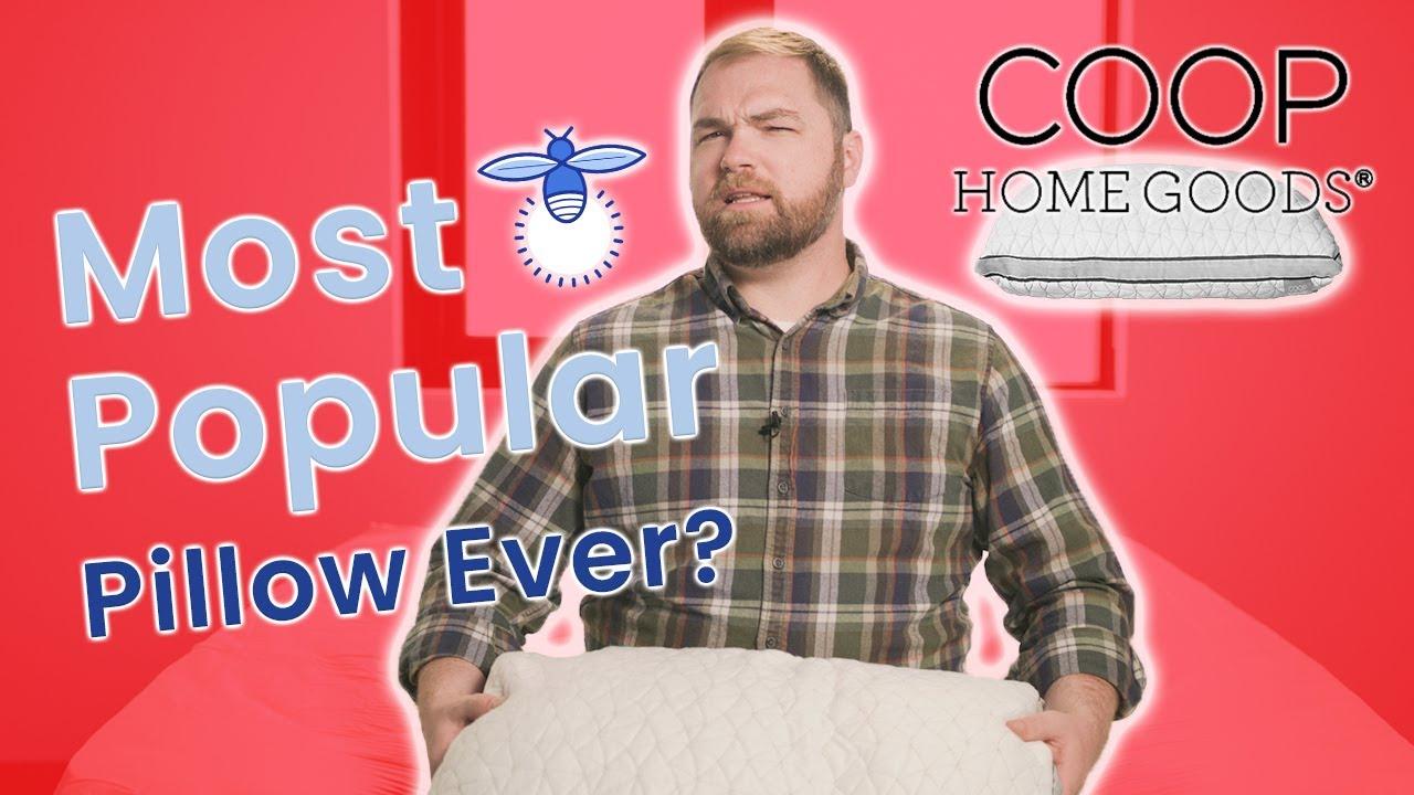 coop home goods eden pillow review best pillow on amazon 2019