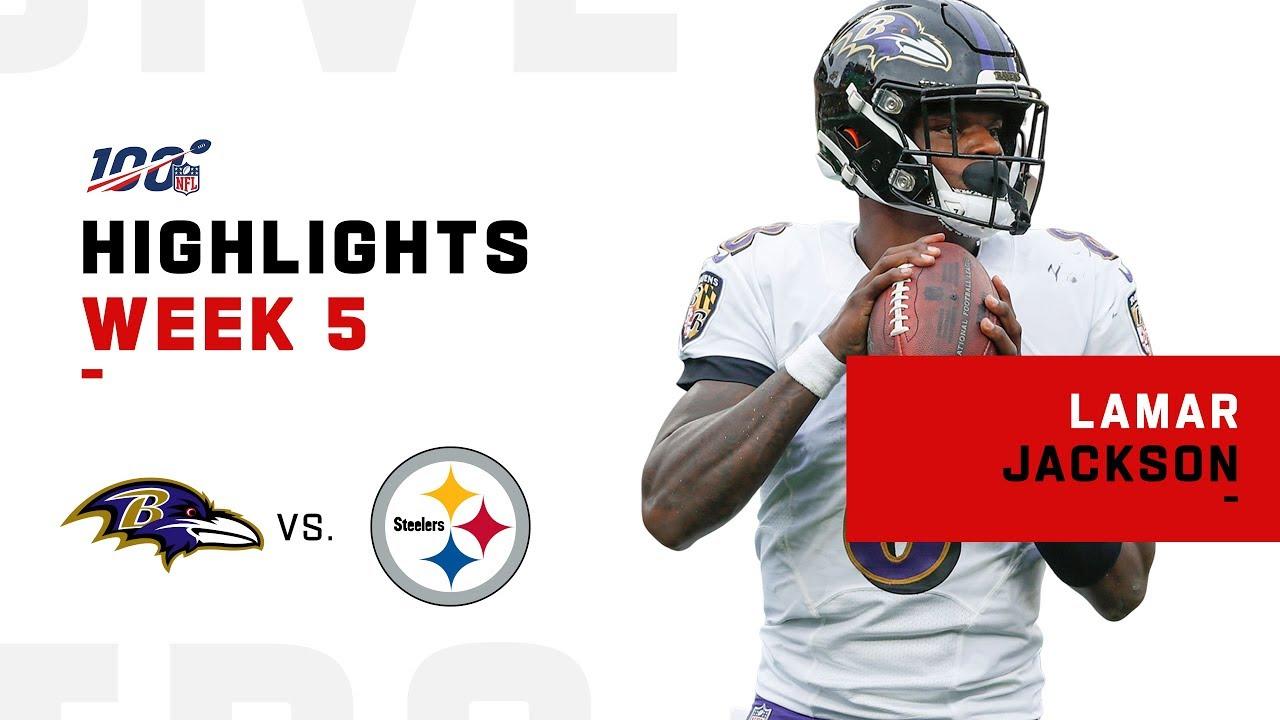 Ravens' Lamar Jackson wants to play vs. Steelers, despite having ...
