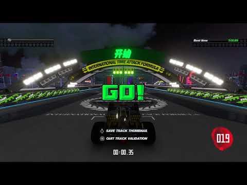 Custom 'TrackMania Turbo' Track