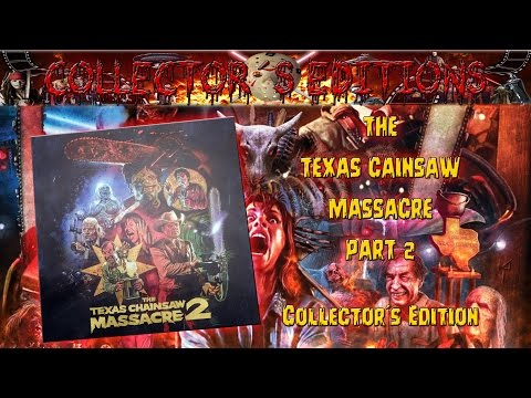 Unboxing - The Texas Chainsaw Massacre - Part 2 - Collector´s Edition