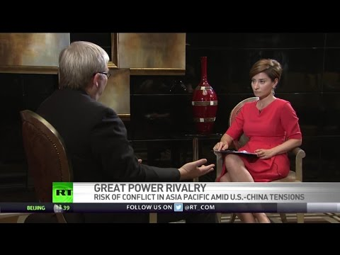 Kevin Rudd on RT.com: Chinese and Russian relations