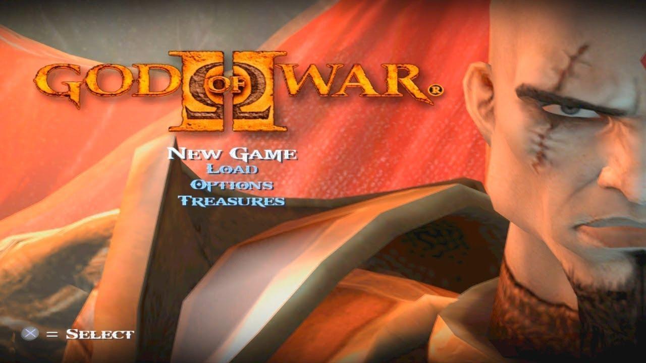 Download PS2 Longplay - God of War II
