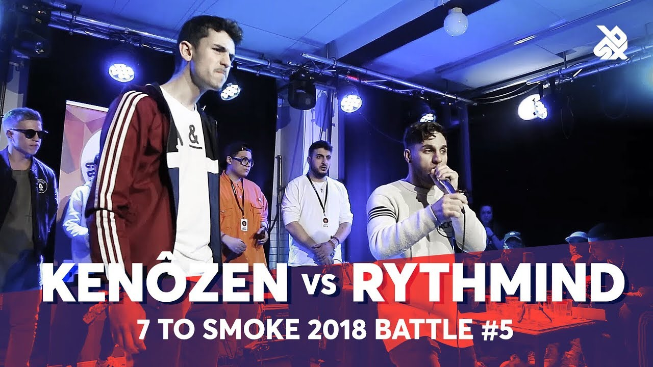 KENÔZEN vs RYTHMIND | Grand Beatbox 7 TO SMOKE Battle 2018 | Battle 5