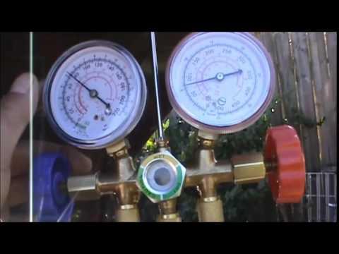 Aire acondicionado split como llenar el aire for Cargar aire acondicionado casa