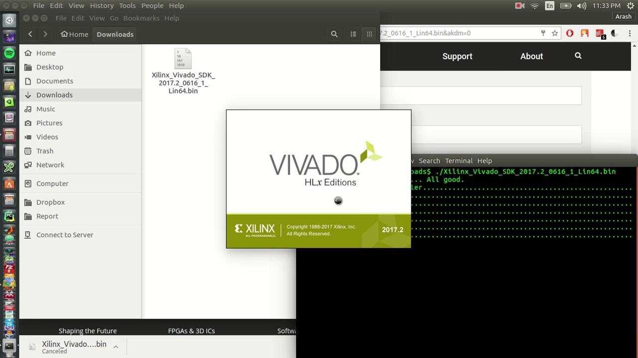 Xilinx Vivado Design Suite 2018 Free Download