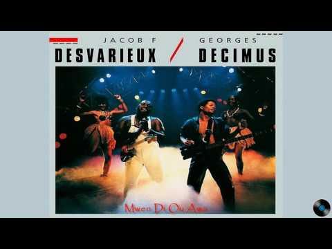 JACOB F. DESVARIEUX / GEORGES DÉCIMUS — Mwen Di Ou Awa