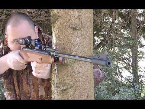 Review remington express air gun spring powered air rifle