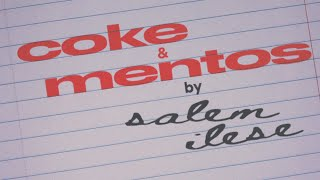 salem ilese - coke & mentos (official lyric video)