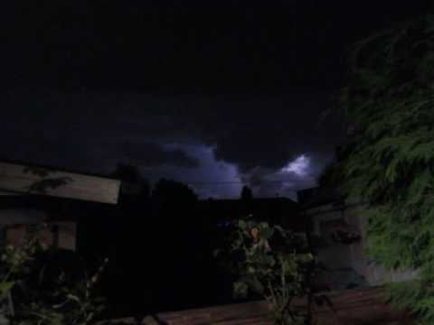 Silent Lightning - East London 19th July 2017 - Heat Lightning