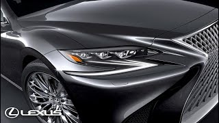 Automatic High Beam and Adaptive High-Beam System - Lexus Safety System+