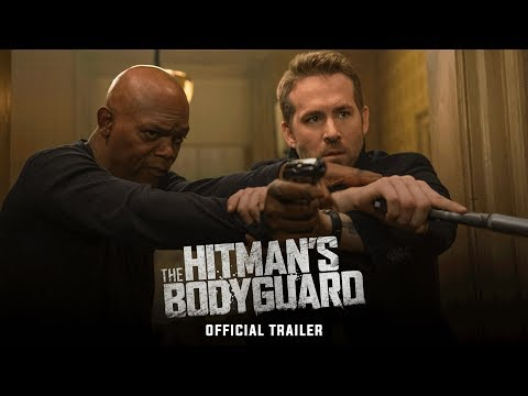 The Hitman's Bodyguard (2017) Official F*cking Trailer – Ryan Reynolds, Samuel L. Jackson