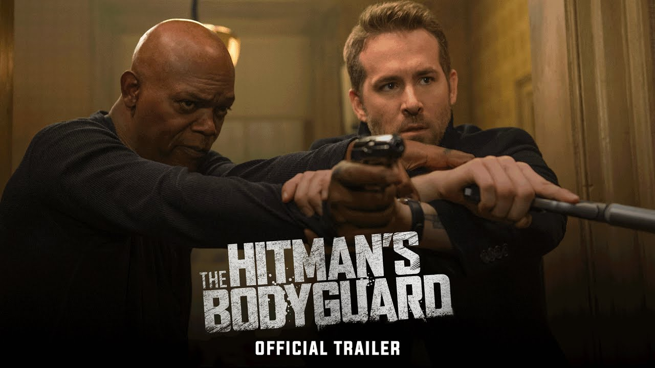The Hitman S Bodyguard 2017 Official F Cking Trailer Ryan Reynolds Samuel L Jackson Youtube