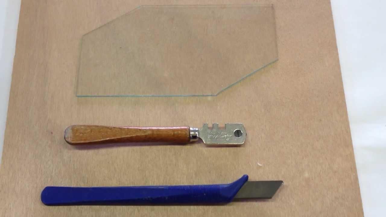 astuce pour couper du verre decouper du verre astuce bricolage facile