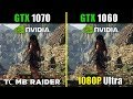GTX 1060 vs GTX 1070 | Shadow of the Tomb Raider