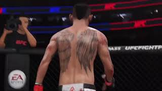 EA UFC 3;HIGHLIGHTS KNOCKOUT