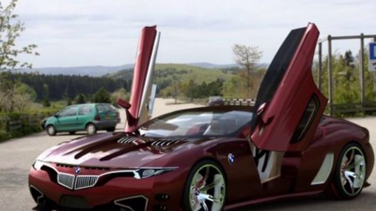 Top 10 Concept Cars Hot Cars - YouTube