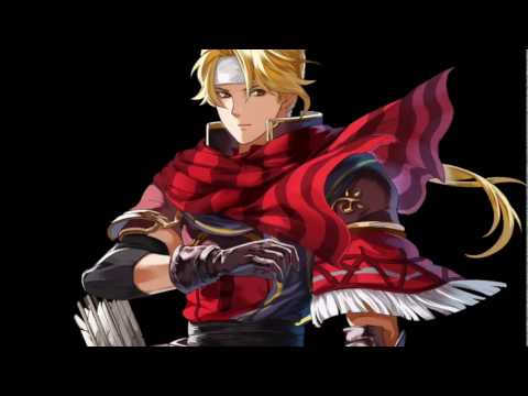 Fire Emblem Heroes  Japanese vs English: Jeorge