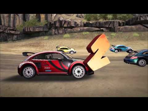 Asphalt Xtreme Volkswagen Beetle GRC Mastery Gameplay