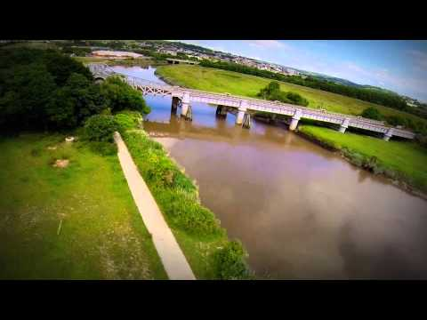Carmarthen Rail Bridge By Hidden Carmarthenshire