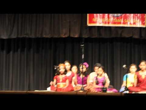 Rasika and Rathi Singing in Tamil Sangam (2015)