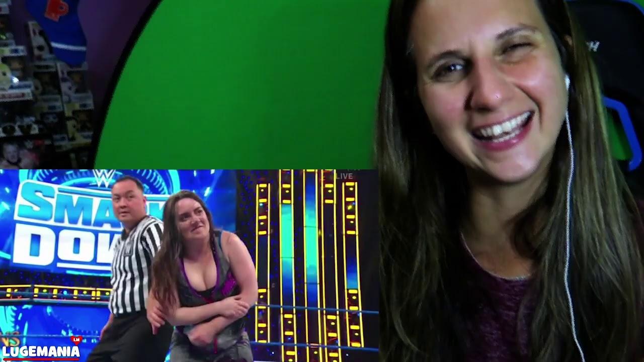 Nikki Cross vs Lacey Evans 9/18/20