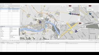 GPS Monitor ( Joomla - front page)