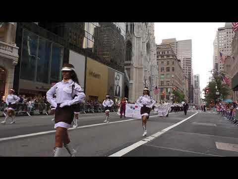 Hispanic Day Parade~2017~NYC~Panamanian Bands~NYCParadelife