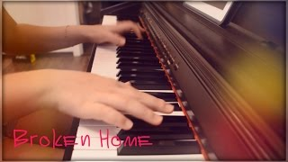5 Seconds of Summer - Broken Home (piano cover by swaggyglice)