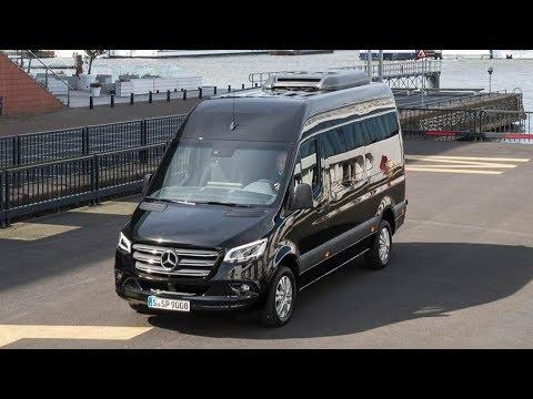 Mercedes-Benz Sprinter 2019 Car Review