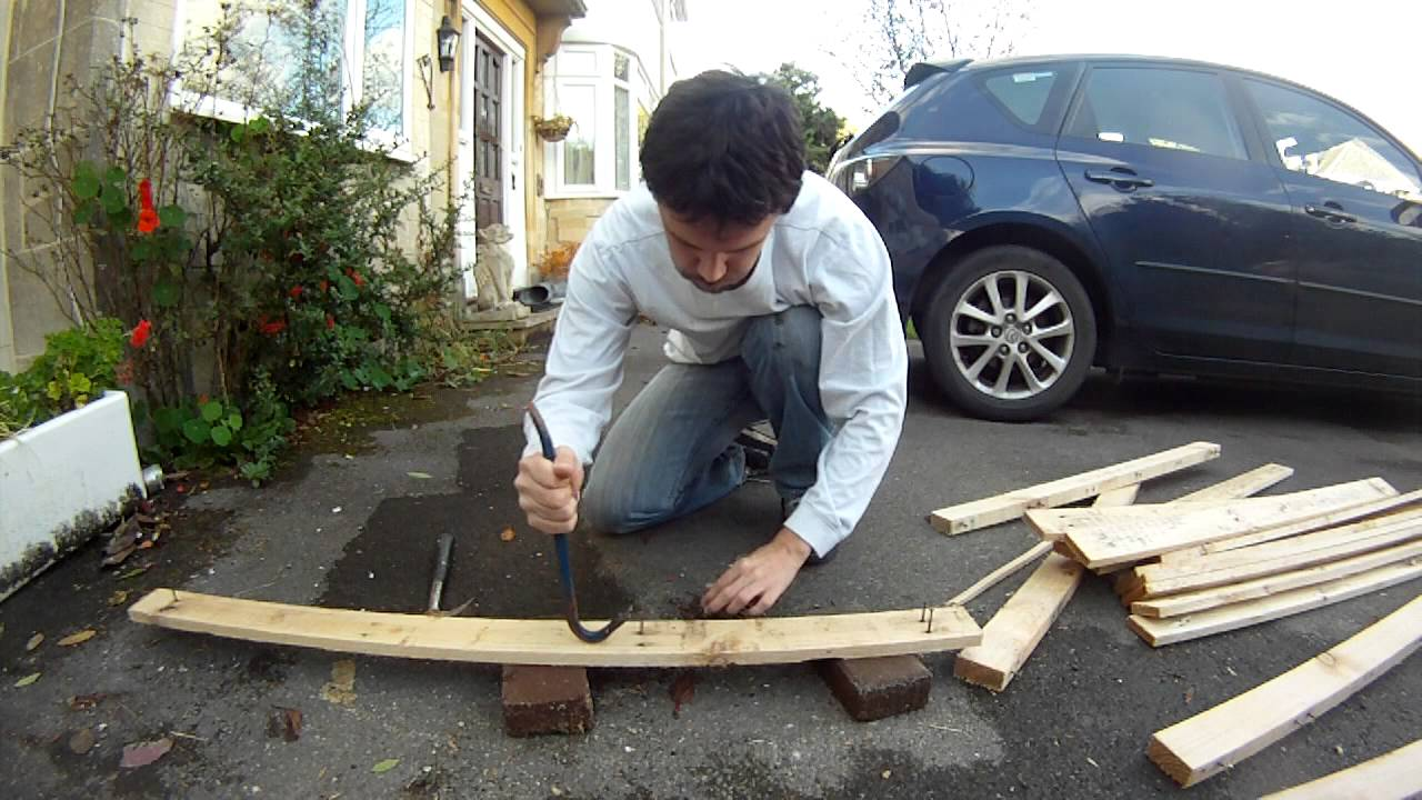 Perfect How to dismantle a pallet, the easy way - YouTube NP93