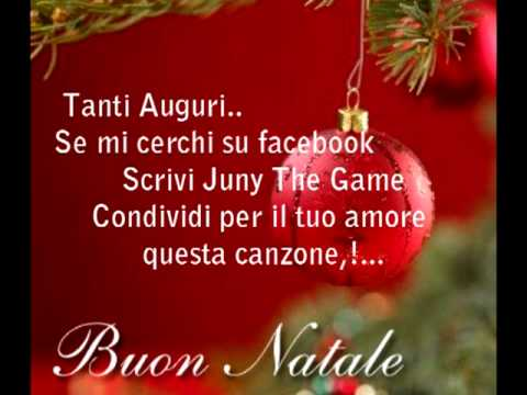 Buon Natale Amore.Juny The Game 2011 Canzone Per Natale Buon Natale Amore Mio 00