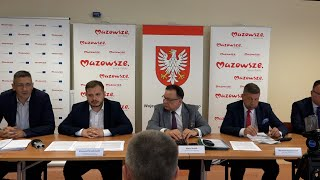 Mirosław Dąbkowski o likwidacji dyspozytorni karetek w Ostrołęce