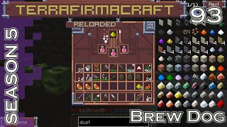 Lets Play - TerraFirmaCraft - Season 5 - 93 - Brew Dog