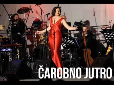 Nina Badric - Carobno jutro - (LIVE)