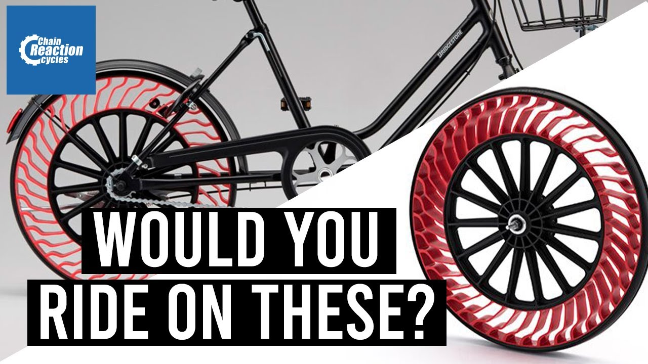 Is this the tyre of the future? | CRC |