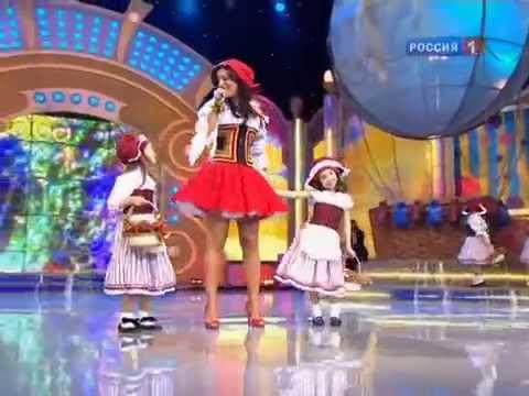 Ани Лорак -  Песенка Красной шапочки (2010)