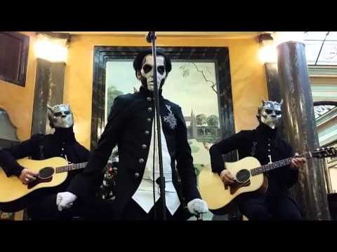 Ghost - He is - Acoustic session in Paris 06/12/2015