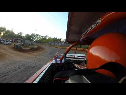 H3 Harley Holden GoPro - Stock 4 @ Toccoa Raceway 5-7-17