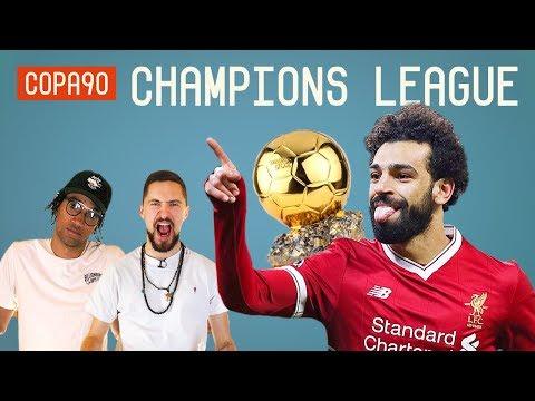 Would Champions League Win Confirm Ballon d'Or For Salah? | Champions League Show