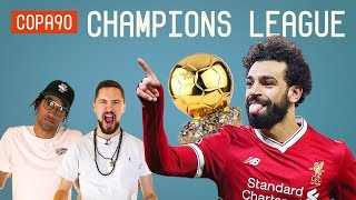 Would Champions League Win Confirm Ballon d'Or For Salah? | Champions League Show