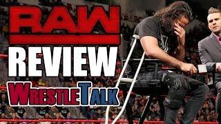 Seth Rollins Reveals Wrestlemania 33 Status!