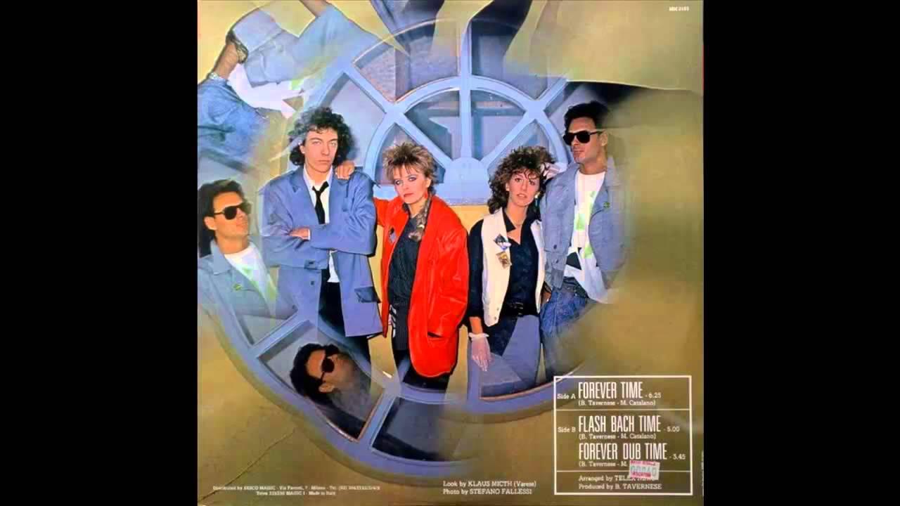Telex News - Flash Back ( 1985 Rare Italo Disco Collection)