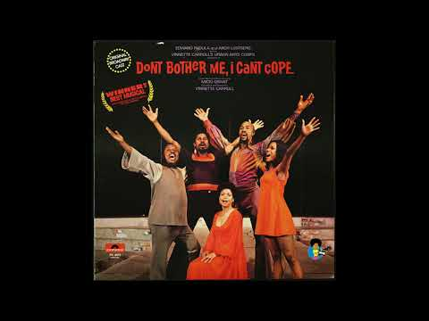 Dont Bother Me, I Cant Cope 1972  Original Broadway Soundtrack Full