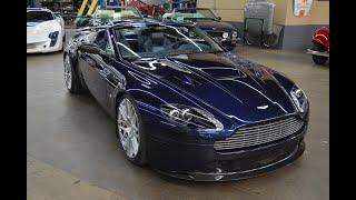 2008 Aston Martin V8 Vantage Roadster - ICE T - Autosport Designs